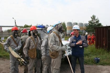 На Йошкар-Олинской ТЭЦ-2 ликвидирован условный разлив серной кислоты