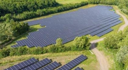 Получено разрешение на строительство крупнейшей в Великобритании СЭС мощностью 20 МВт