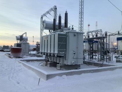 Энергосистема нефтепровода Восточная Сибирь – Тихий океан укомплектована современным электрооборудованием