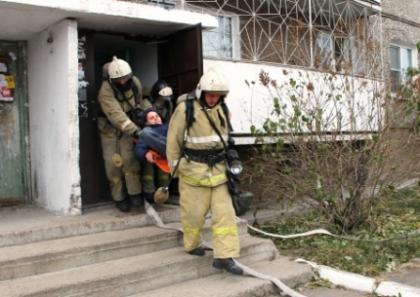 Улан-удэнские пожарные спасли 20 человек