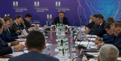 Андрей Черезов провел выездное заседание Правительственной комиссии по обеспечению безопасности электроснабжения по вопросу подготовки субъектов электроэнергетики ДФО к работе в осенне-зимний период