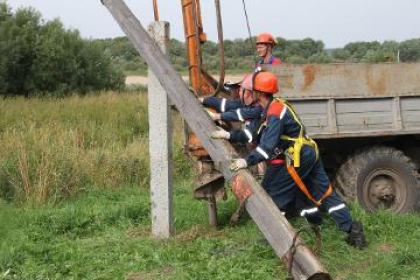 Архэнерго проверило готовность к ликвидации аварийных ситуаций