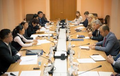 В Минкомсвязи обсудили цифровое сотрудничество России и КНР