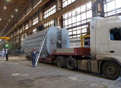Уральский турбинный завод отгрузил оборудование для Гродненской ТЭЦ-2