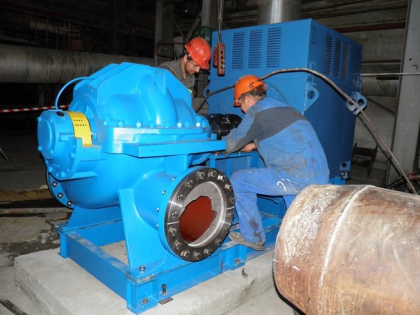 Мордовский филиал группы Т Плюс продолжает капитальные ремонты на энергообъектах