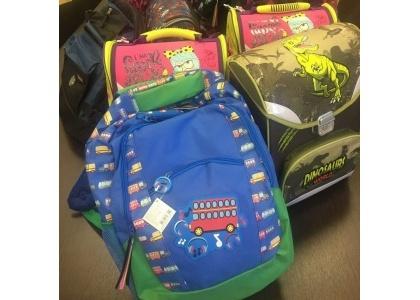 Ленэнерго помогло собрать Школьный портфель
