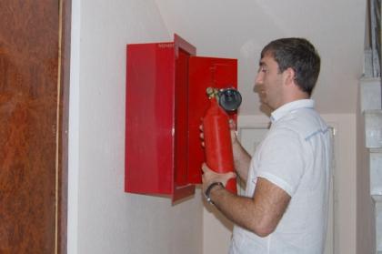Тренировку по пожарной безопасности в ПАО Дагестанская энергосбытовая компания оценили на отлично