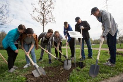 Ленэнерго подписало соглашение о благоустройстве Парка Городов-Героев