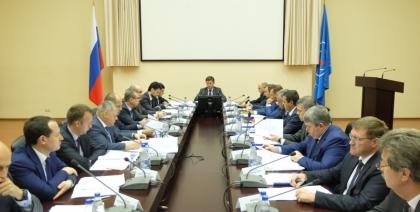 Александр Новак провел совещание с федеральными ведомствами и компаниями об итогах работы в области энергоэффективности за 5 лет