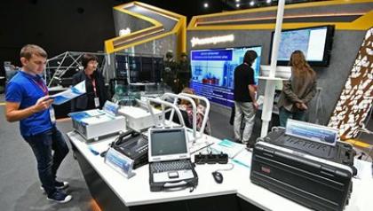 На форуме Армия-2017 отобрали почти 350 инновационных проектов