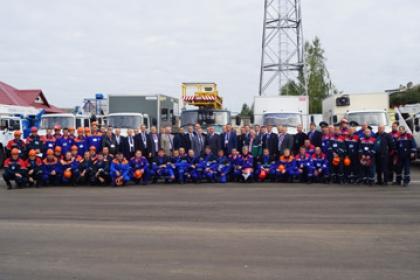 Энергетики Россетей провели совместную противоаварийную тренировку с коллегами из Беларуси