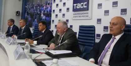 Кирилл Молодцов рассказал о состоянии и перспективах добычи углеводородов на российском континентальном шельфе