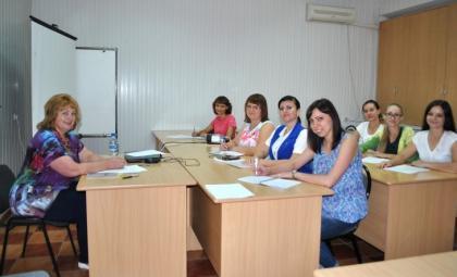 В институте повышения квалификации Кубаньэнерго состоялся семинар для специалистов по работе с персоналом