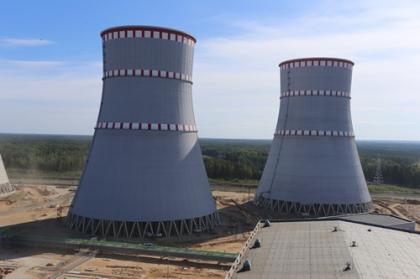 Специалисты дочерних компаний холдинга ТИТАН-2 готовят систему охлаждения конденсаторов турбины первого энергоблока строящейся ЛАЭС к вводу в эксплуатацию