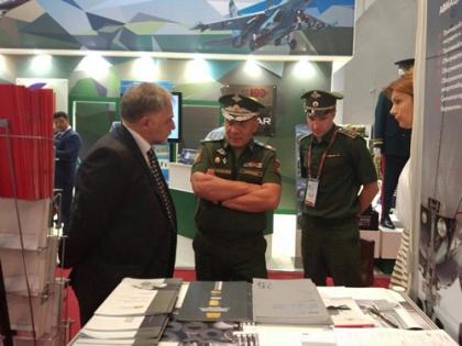 Участие в Международном военно-техническом форуме АРМИЯ–2017