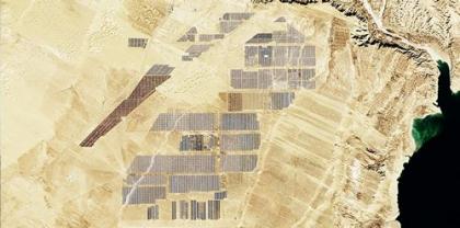 Китай в 2,5 раза обогнал США по общей мощности солнечной энергетики