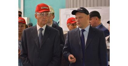 Предприятие АО Атомэнергомаш посетил cекретарь Совета Безопасности РФ Николай Патрушев