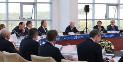 Александр Новак принял участие в заседании президиума Государственного совета по вопросам комплексного развития регионов Дальнего Востока