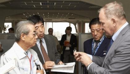 Японские специалисты продолжат диагностику производительности российских предприятий и подготовку кадров в смежных отраслях
