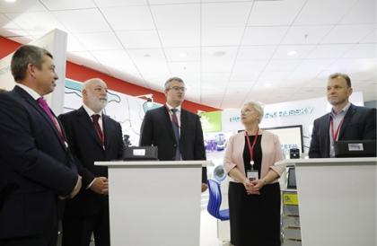 «Технопарк Русский» открылся вДальневосточном федеральном университете