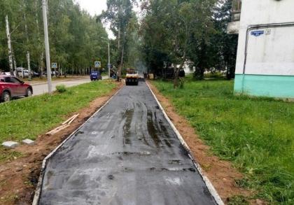 В Перми энергетики Т Плюс выполнили 60% мероприятий по благоустройству