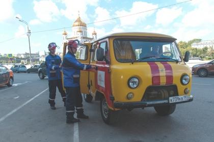 МОЭСК усилила контроль за работой электросетевых объектов в преддверии Дня города Москвы и Единого дня голосования