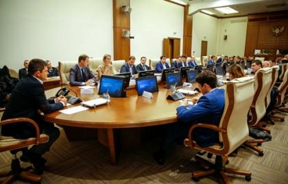 В Минкомсвязи России обсудили работу Центра компетенций в рамках программы Цифровая экономика
