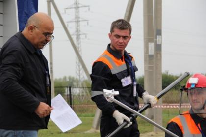 Команды участников Международных соревнований приступили к тренировкам на этапах