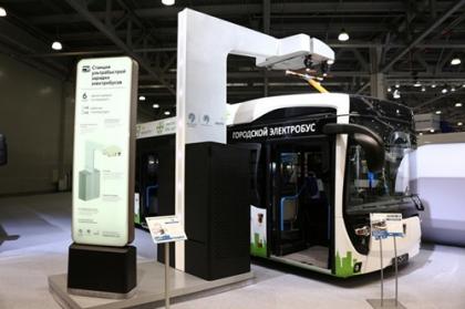 КАМАЗ передал Мосгортрансу электробус второго поколения