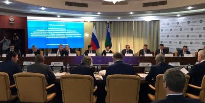 Александр Новак совершил рабочую поездку в Ханты-Мансийский автономный округ