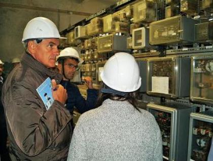 В Псковэнерго обсудили возможности внедрения технологии умных сетей