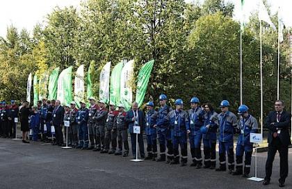 В Едином центре подготовки персонала Газпром энергохолдинга начались Первые открытые соревнования оперативного персонала ТЭС