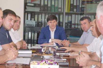 В Избербаше обсудили вопросы оплаты за электроэнергию