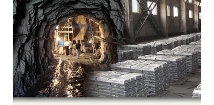 Китай сократил производство цветных металлов