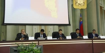 Андрей Черезов провёл выездное заседание по вопросу подготовки субъектов электроэнергетики Сибирского федерального округа к работе в ОЗП