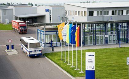 Second plant of Leoni AG officially open in Kolomya in late sept