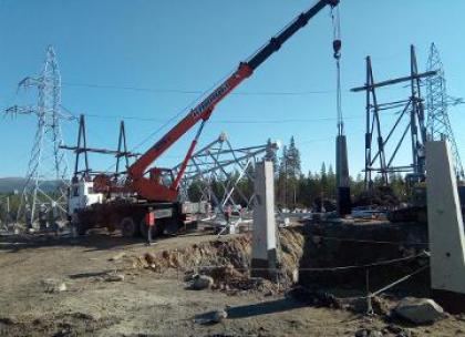 Колэнерго повышает надежность электроснабжения Кандалакшского алюминиевого завода