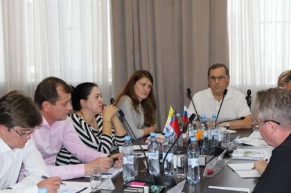 Руководители АО ЛОЭСК посетили ООО Кузбасская энергосетевая компания
