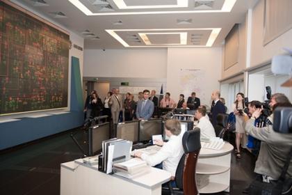 Курскэнерго показало журналистам энергообъекты, обеспечивающие надежность работы электросетевого комплекса региона