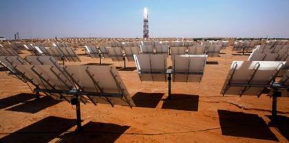 Тунис будет поставлять солнечную энергию из Сахары в Европу