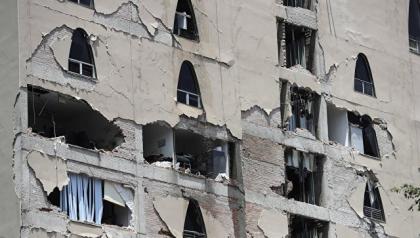 В Мексике 3,8 миллиона человек остались без света из-за землетрясения