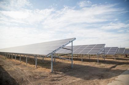 МРСК Юга примет в свои сети электроэнергию с солнечной электростанции в Астраханской области