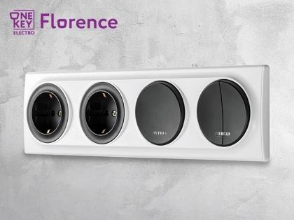 OneKeyElectro расширяет географию: сеть DIY-гипермаркетов ДоброСтрой начала продажи розеток и выключателей Florence