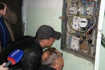 Более 8 тысяч жителей г. Хабаровска получили в сентябре счет-квитанции с уведомлением о задолженности за электроэнергию