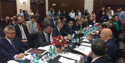 Состоялось 8-e  заседание Российско -Алжирской СМПК