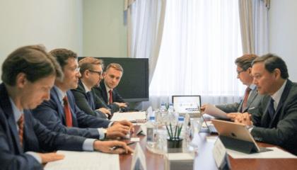 Создание международного Фонда прямых инвестиций для поддержки производителей ускорит решение приоритетных задач по импортозамещению
