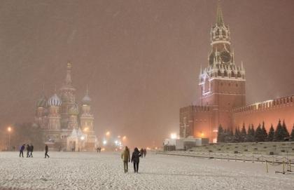 Москва завершила подготовку к зиме