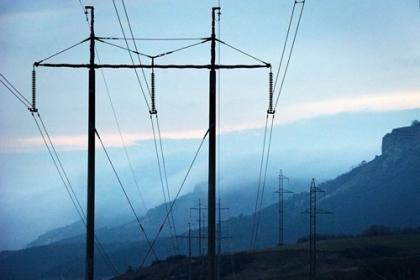 В Минэнерго подтвердили передачу энергосетей Крыма новой госкомпании