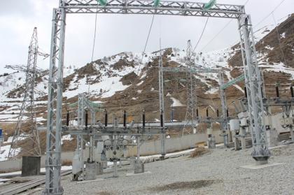 Подстанция Зарамаг в Северной Осетии после реконструкции даст ток туристическим объектам Мамисона