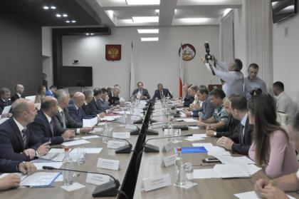В Северной Осетии обсуждались вопросы топливно-энергетического комплекса